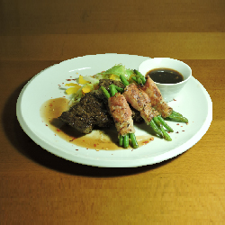 Restaurace coolna svitavy - Steak na chilli a medu